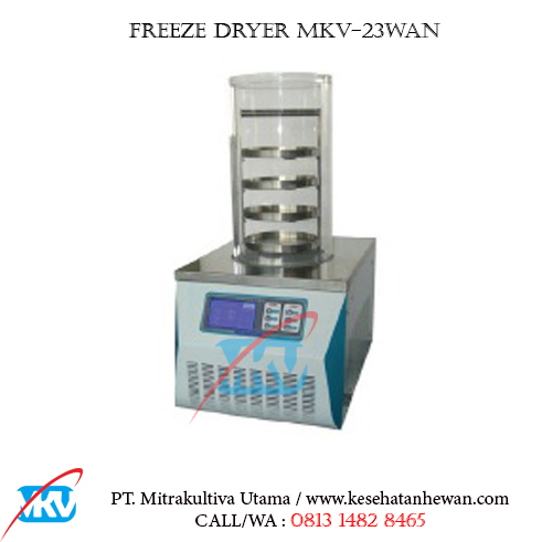 Freeze Dryer MKV 23WAN B - Peralatan Klinik dan Laboratorium